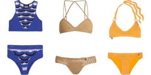 Product, Blue, Yellow, Pattern, White, Style, Amber, Fashion, Neck, Black,