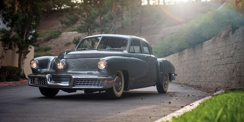 Land vehicle, Vehicle, Car, Classic car, Coupé, Sedan, Classic, Full-size car, Antique car, Lincoln cosmopolitan,