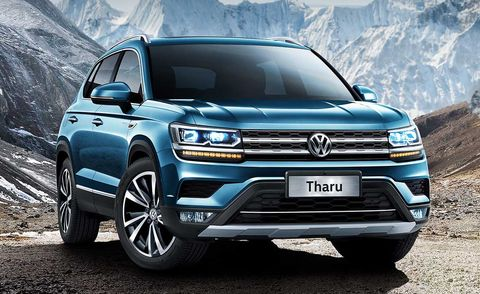 New Volkswagen Small SUV – Coming to the U.S. Market Soon