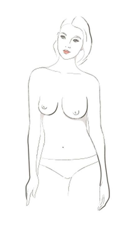 White, Face, Line art, Standing, Shoulder, Chest, Stomach, Sketch, Head, Arm,