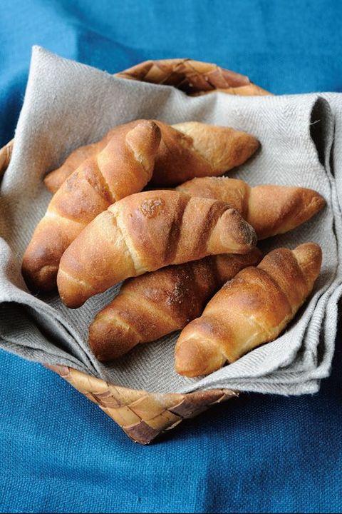 パン、作り方、塩パン