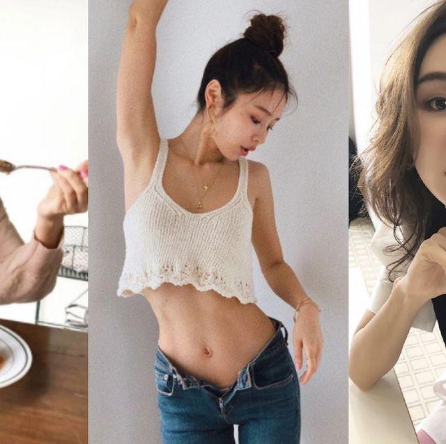 """吃「這些」食物最容易瘦!日本女星加治瞳公開""""吃不胖""""飲食4秘訣👉吃蘋果不削皮、納豆低卡又有飽足感…"""