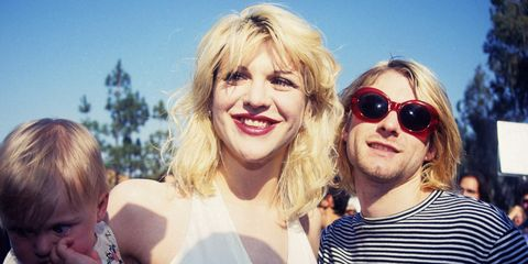 8f83da3e460 90s Fashion Eyewear Trends - Kurt Cobain
