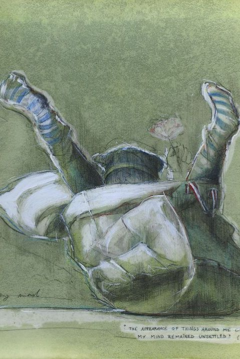 Drawing, Sketch, Illustration, Art, Watercolor paint, Hand, Figure drawing, Tortoise, Still life, Painting,
