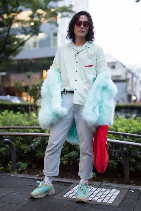 e32eb6da36 Japanese Street Style - The Best Street Style Looks from Tokyo ...