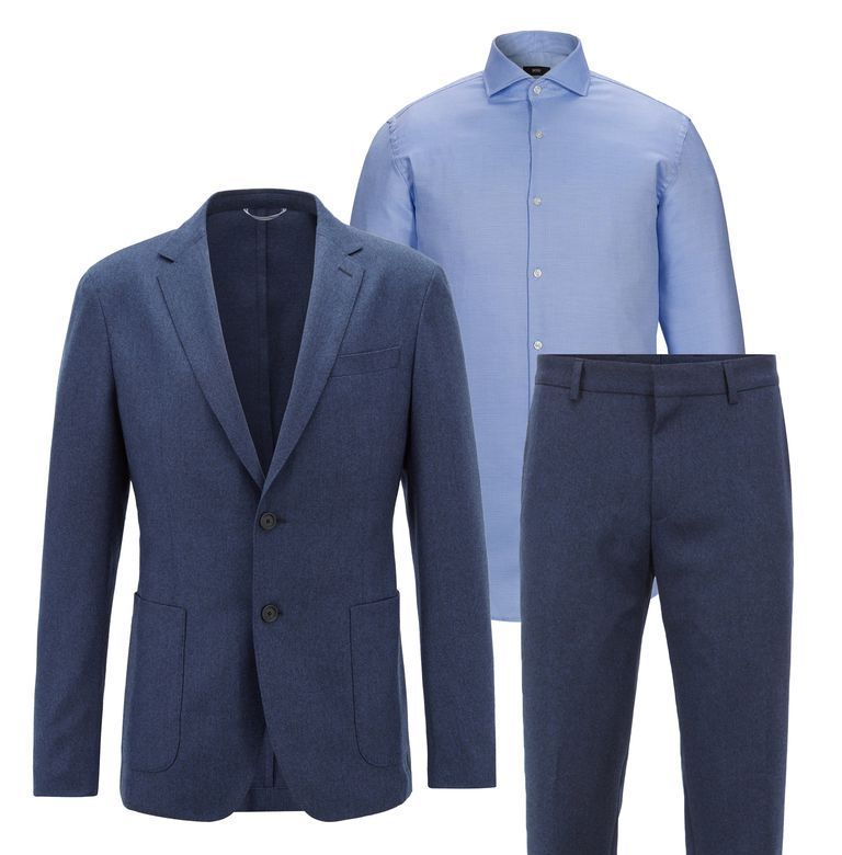 The Right Way to Break Up a Suit - How to Style a Blazer and Trousers 50c0321d6