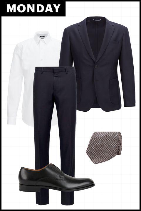 553b117f7b33e9 How to Dress for Every Day of the Week