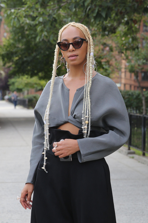 b5a17ec3b3f Hoop Earrings Trend - Celebrity Hoop Earrings Inspiration from Rihanna