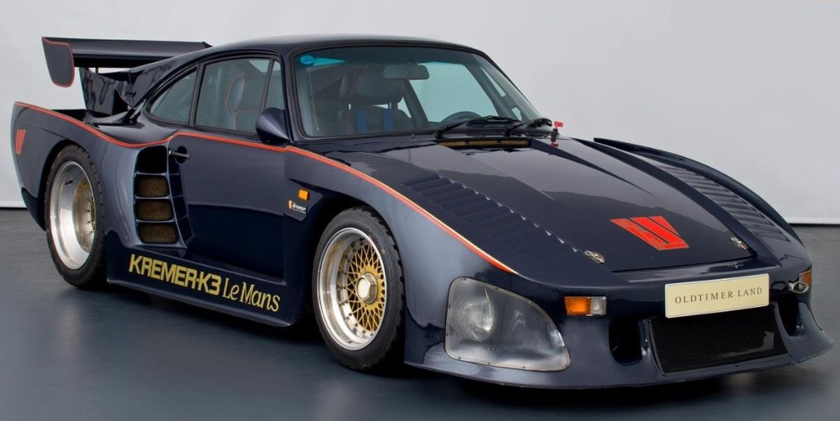 Walter Wolf S 210 Mph Road Legal Porsche 935 Was Far