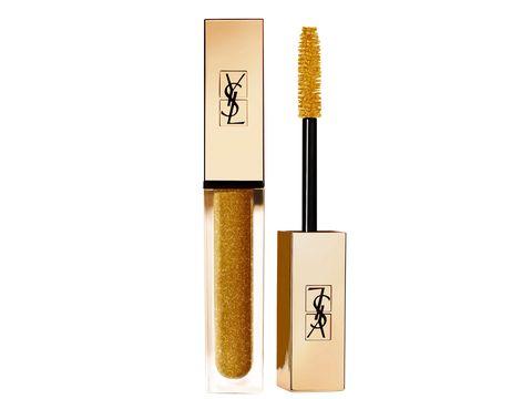 Cosmetics, Mascara, Eye, Material property, Liquid, Brush,