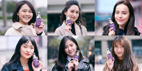 Skin, Lip, Facial expression, Product, Beauty, Eyebrow, Smile, Smartphone, Technology, Electronic device,