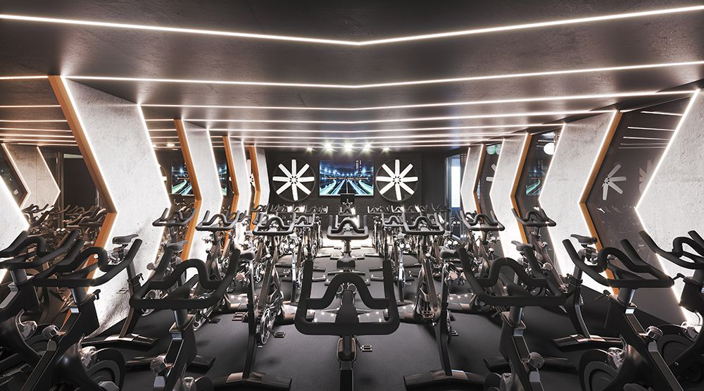 Fitness facilities in central london grosvenor house suites