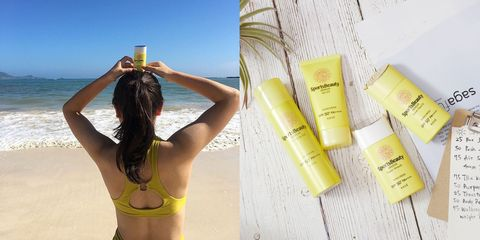 Skin, Water, Yellow, Beauty, Product, Arm, Summer, Hand, Skin care, Material property,