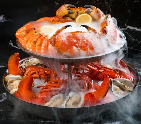 Dish, Food, Cuisine, Ingredient, Seafood, Recipe, Produce, Crab, Crustacean, American food,