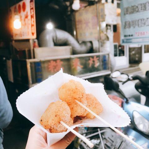 Food, Dish, Cuisine, Comfort food, Fried food, Ingredient, Finger food, Snack, Dessert, Sata andagi,