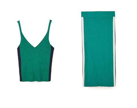 Green, Clothing, Turquoise, Teal, camisoles, Crop top, Sleeveless shirt,