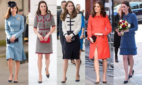 Kate Middleton, 凱特王妃, 英國皇室, 高跟鞋, 皇室禮儀,穿搭