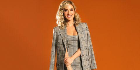 Kristin Cavallari at Cosmo.com HQ