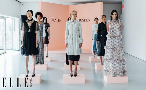 JENDES , 昆凌, 時尚, 個人品牌,昆凌本名,Jen Wu,紐約,女星穿搭,私服,出國穿搭,旅行,周杰倫老婆,摩天大樓