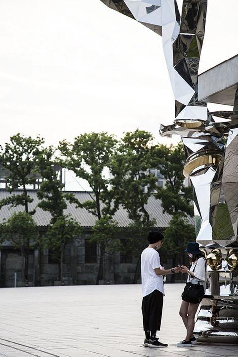 Tree, Umbrella, Architecture, Photography, Vacation, Tourism, Street,