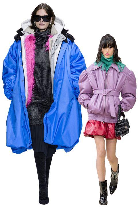 Clothing, Outerwear, Fashion, Jacket, Coat, Hood, Parka, Overcoat, Raincoat, Electric blue,