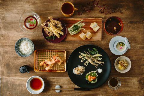 Dish, Cuisine, Food, Meal, Ingredient, Comfort food, Lunch, Kaiseki, Brunch, Breakfast,