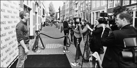 Street, Monochrome, Bicycle tire, Town, Video camera, Camera, Bicycle wheel, Bicycle frame, Snapshot, Black-and-white,