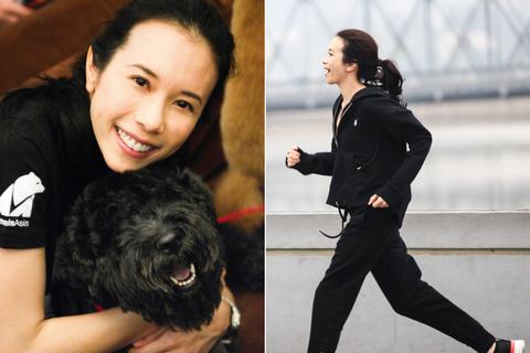 Dog, Canidae, Companion dog, Dog breed, Black hair, Human, Portuguese water dog, Fur, Sporting Group, Carnivore,