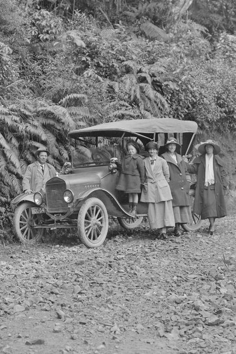 1918年フォード・モデルT(Ford Model T)