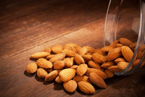Food, Almond, Nut, Nuts & seeds, Apricot kernel, Ingredient, Plant, Produce, Superfood, Dried fruit,