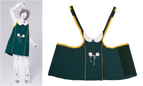 Clothing, Illustration, Uniform,