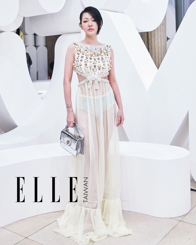 小S在巴黎,2019春夏, MIU MIU, 小S, 巴黎時裝週, 徐熙娣, 時尚秀