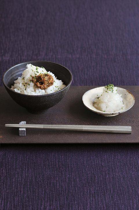 Dish, Food, Cuisine, Ingredient, Dessert, Steamed rice, Recipe, Vegetarian food, Produce, Rice,