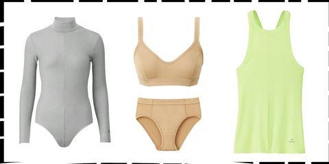 Clothing, Brassiere, Undergarment, Lingerie, Undergarment, Beige, Waist, Briefs, Swimwear,