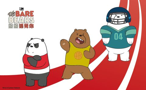 卡通頻道,飛天小女警,運動會,台北,科教館,公仔,花花,泡泡,毛毛,熊熊遇見你,老皮,泡泡公主,探險活寶,ELLE走透透