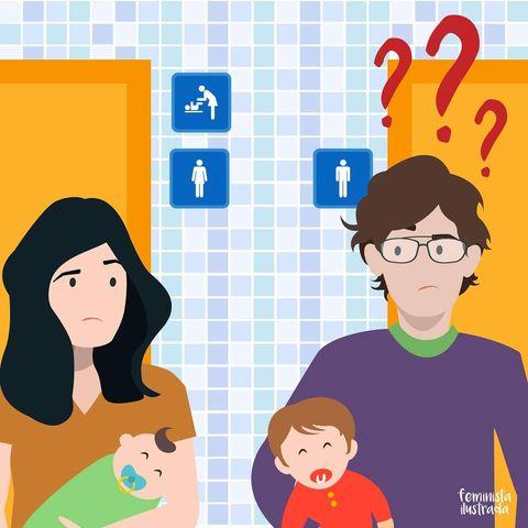 Cartoon, Child, Illustration, Line, Art, Clip art, Conversation, Sharing, Graphics,