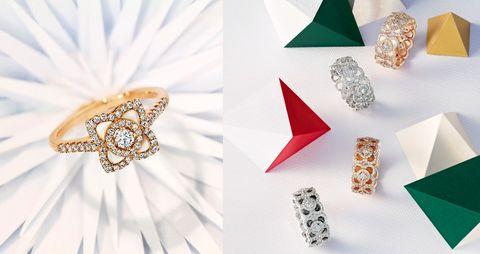 Earrings, Fashion accessory, Diamond, Jewellery, Ear, Body jewelry, Brooch, Gemstone,