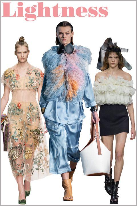 Fashion model, Fashion, Clothing, Runway, Fashion design, Fashion show, Fur, Textile, Dress, Event,