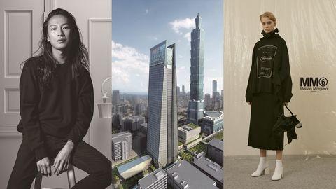 Fashion, Urban area, Skyscraper, City, Metropolitan area, Tower block, Architecture, Photography, Metropolis, Illustration,
