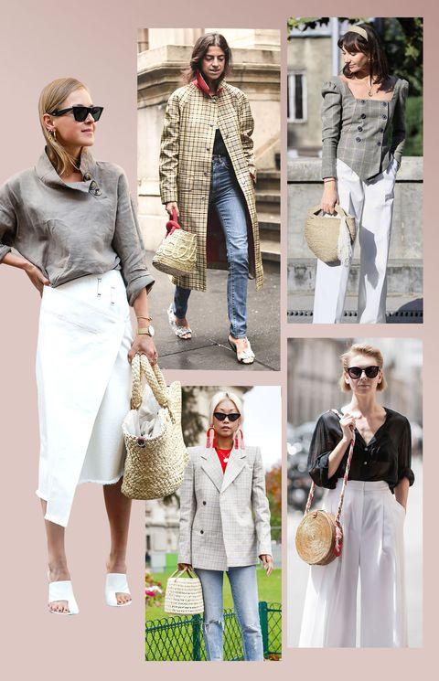 White, Clothing, Fashion, Street fashion, Footwear, Jeans, Outerwear, Dress, Jacket, Eyewear,