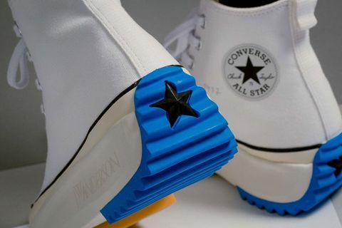 Converse, JW Anderson, Run Star Hike, 女款, 球鞋,帆布鞋,球鞋上癮症,高統帆布鞋,聯名系列