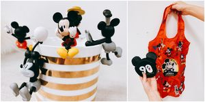 米奇,米老鼠,杯緣子,不鏽鋼吸管,米奇90週年,7-11,disney,迪士尼