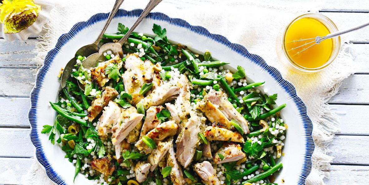 58 Chicken Recipes for Healthy Meals that Aren't Boring