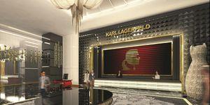 上葡京,澳門,路氹,卡爾,時尚老佛爺,老佛爺,KARL LAGERFELD,KARL LAGERFELD hotel,macau KARL LAGERFELD