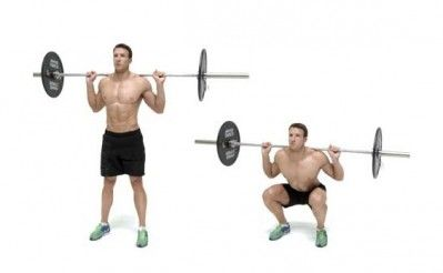 Weights, Human leg, Chin, Physical fitness, Elbow, Shoulder, Weightlifter, Chest, Barbell, Standing,