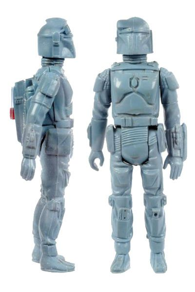 Toy, Action figure, Figurine, Fictional character, Joint, Boba fett, Soldier,