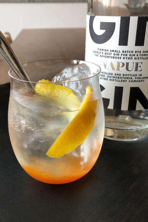 1 min cocktail