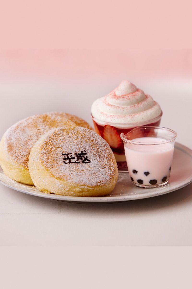 平成最後の奇跡のパンケーキ