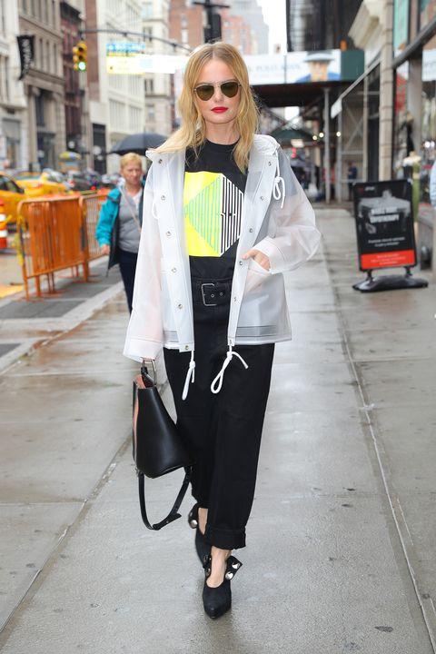 Clothing, White, Street fashion, Photograph, Fashion, Snapshot, Outerwear, Yellow, Street, Black-and-white,