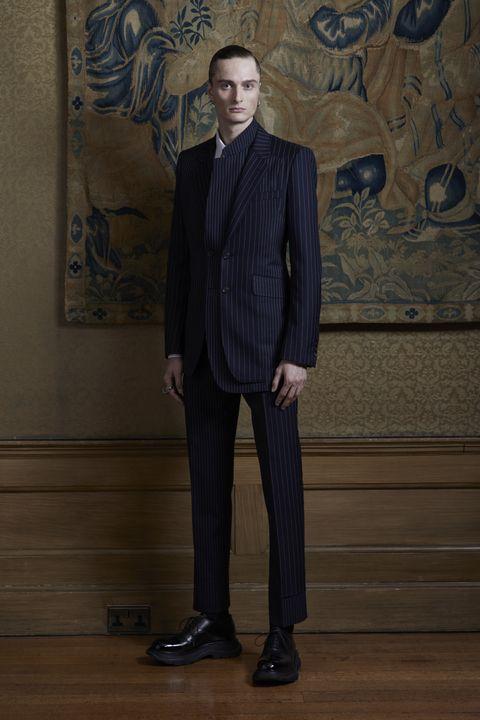 Imagen de la colección primavera-verano para hombre 2020 de Alexander McQueen